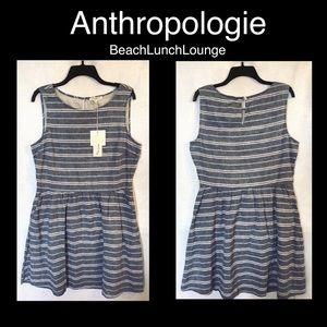 BeachLunchLounge Large Denim Dress